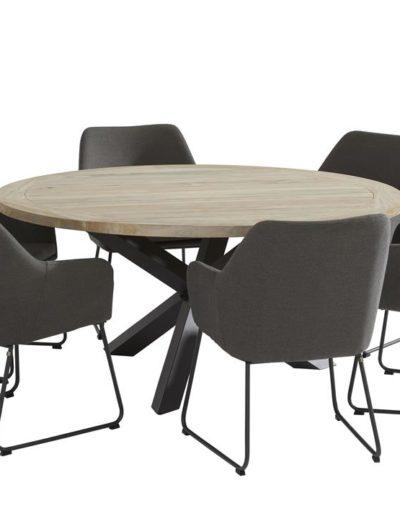 213399-90571_-Amora-dining-set-with-Louvre-table-160cm-Alu-legs-01 (Copy)